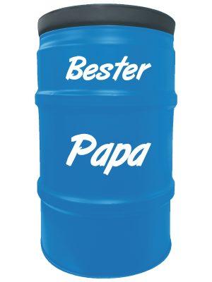 sitzfass_bester_papa_blau
